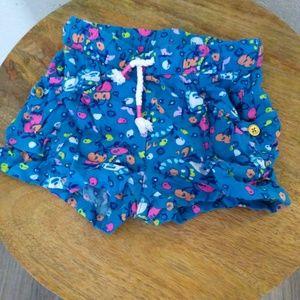 Toddler Girls Shorts 2T